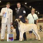 getting his second major at 12 months from Judge Arley Hussin...thank you Ernie Daniels for handling!